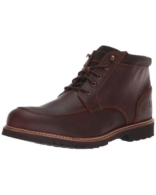 Marshall Rugged Moc Toe Boot