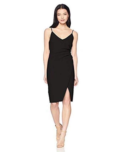Black Halo - Black Bowery Petite Tailored Sheath Dress - Lyst