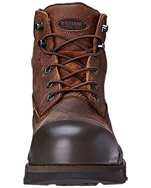 f78ed78453b Men's Brown Crawford Wpf Sr 6