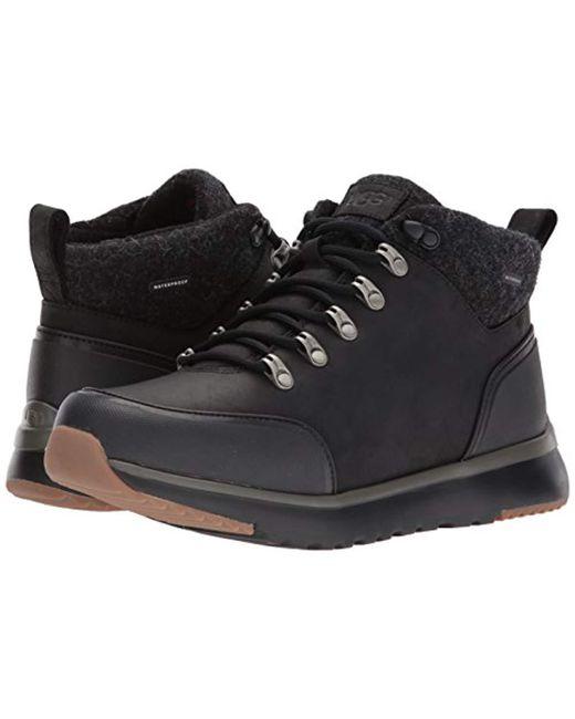86d0532a7a6 Men's Black Olivert Snow Boot