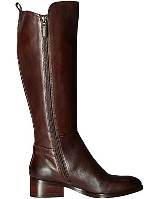 15caa20839a39 Lyst - Cole Haan Hayes Tall Boot Ec Riding in Brown - Save 45%