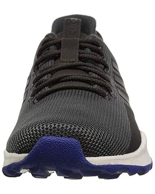 separation shoes 1a351 f308f ... Adidas - Black Questar Trail Running Shoe for Men - Lyst ...