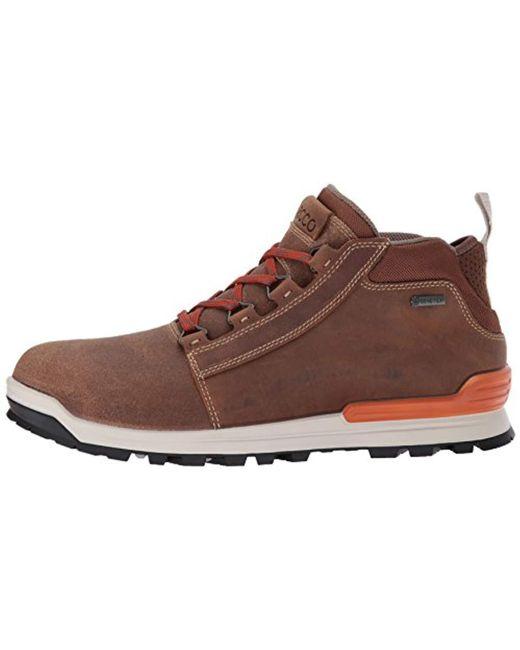28e0ff60 Men's Brown Oregon Retro Midcut Gore-tex Hiking Boot