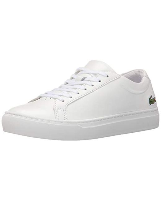 ec96da09962dc7 Lacoste - White L.12.12 116 1 Fashion Sneaker for Men - Lyst ...