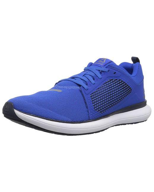 Reebok Blue Driftium Ride Running Shoe for men