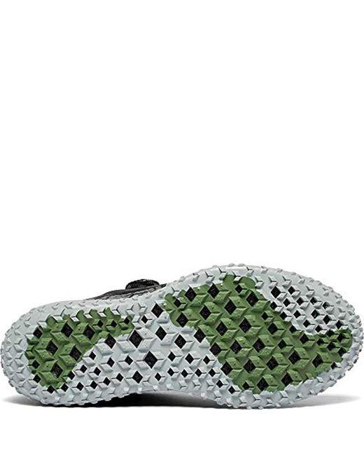 Saucony Switchback Iso Chaussures de trail Citron Black | 9 (US)