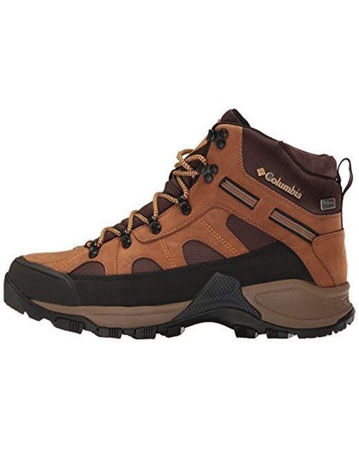 c16c001caa5 Men's Brown Smith Rock Outdry Hiking Shoe