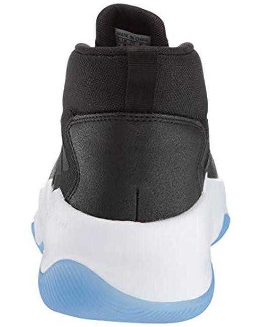f568ce61b62e ... Adidas - Black Streetfire Basketball Shoe for Men - Lyst ...