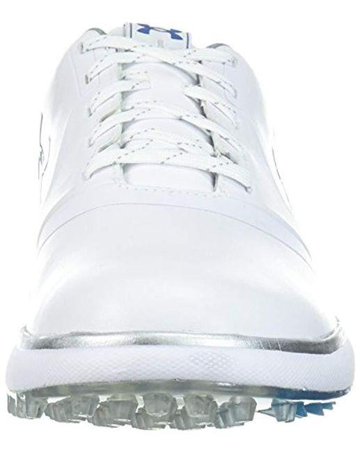 1fa00c1bdec67 Men's Blue Performance Spikeless Golf Shoe