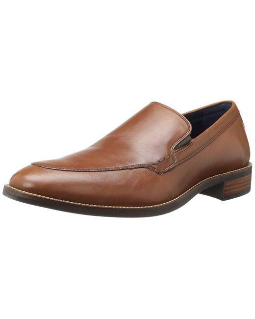 Cole Haan Brown Lenox Hill Venetian Slip-on Loafer,british Tan,9 W Us for men