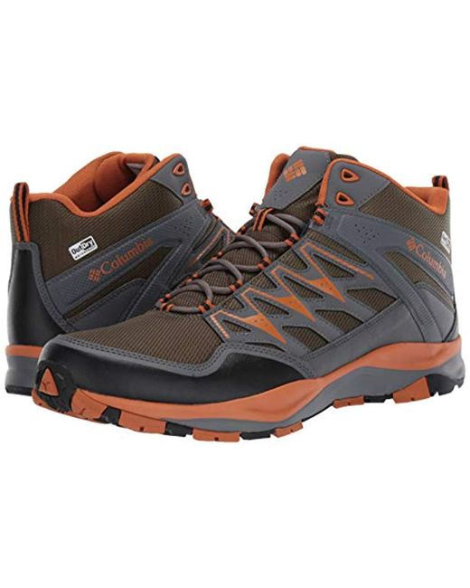 79e731ef1d7 Men's Waterproof Wayfinder Mid Outdry Hiking Shoes