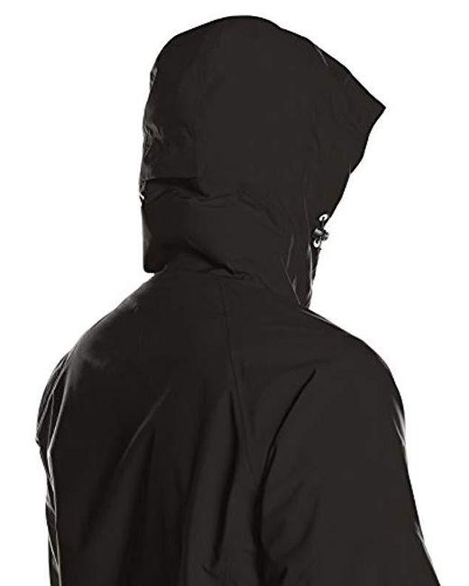 7e60da0b4 ... Champion - Black Stretch Waterproof All-weather Jacket for Men - Lyst  ...