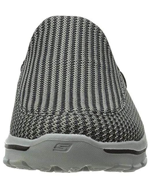 72bb5d38176e8 Men's Gray Performance Go Walk 3 Slip-on Walking Shoe