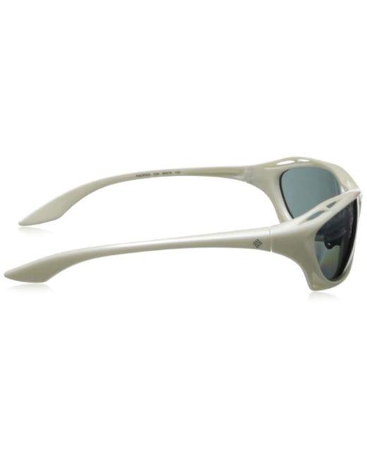 b9431f0dc2f ... Sam Edelman - Metallic Rocawear R506 Aviator Sunglasses - Lyst ...