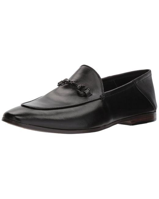 Guess Black Edwin Loafer for men