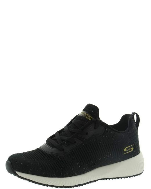 Skechers Bobs Squad-total Glam Trainers