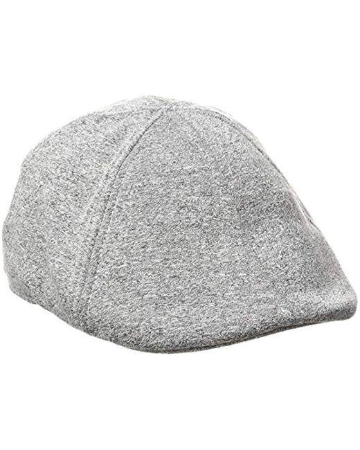 740cd46e297 Levi s - Gray Ivy Newsboy Hat for Men - Lyst ...