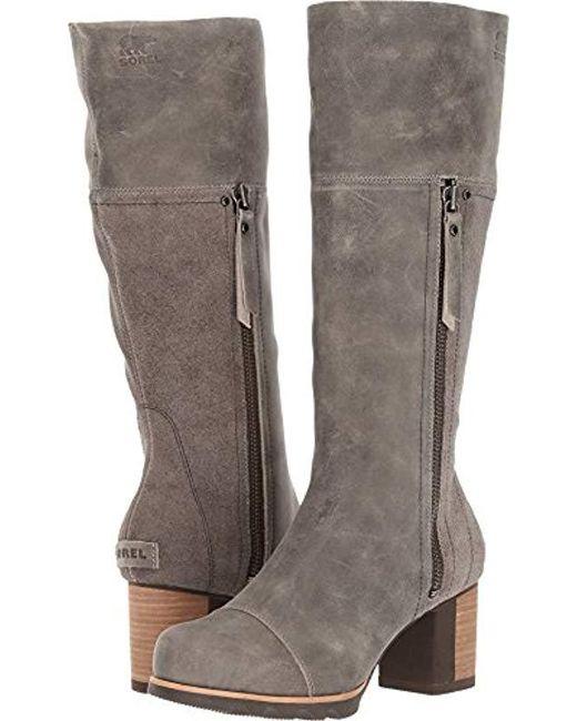 ee26b0309e714e Sorel - Multicolor Addington Tall Knee High Boot - Lyst ...