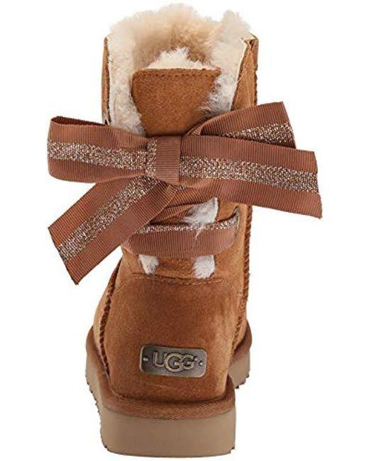 2c847f55548 Women's Brown W Customizable Bailey Bow Short Fashion Boot