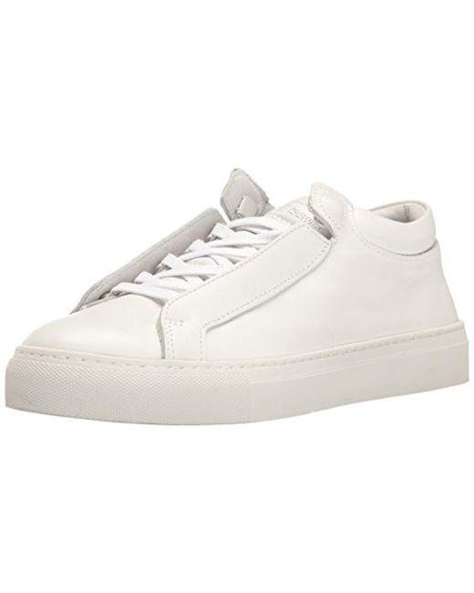 K-swiss - White Novo Demi Fashion Sneaker - Lyst