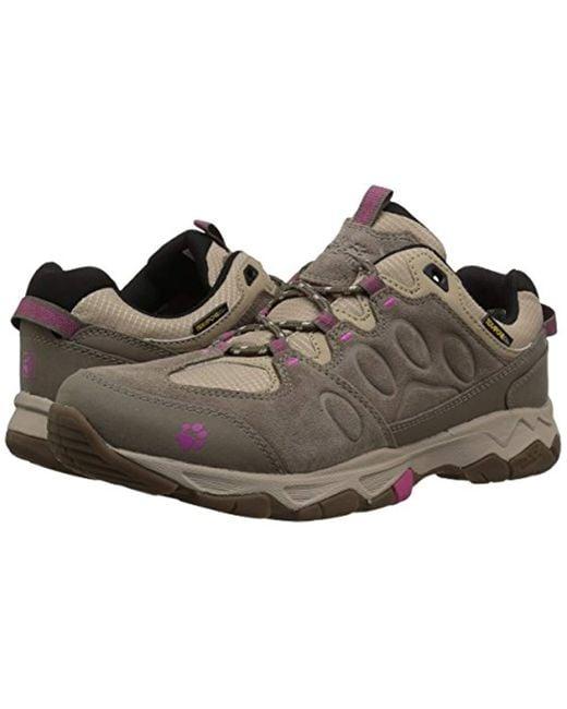 W BootFuchsiaUs D Attack Texapore Low 10 Mtn Women's Hiking 5 qSzVLUMGp