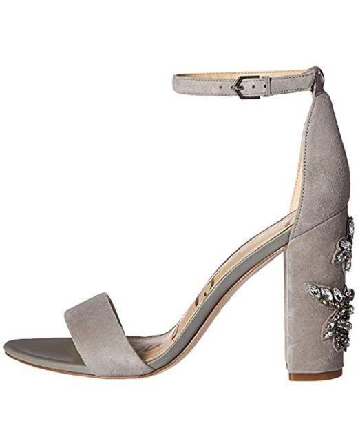 4a305a2fcff ... Sam Edelman - Multicolor Yaro 2 Dress Sandal - Lyst ...