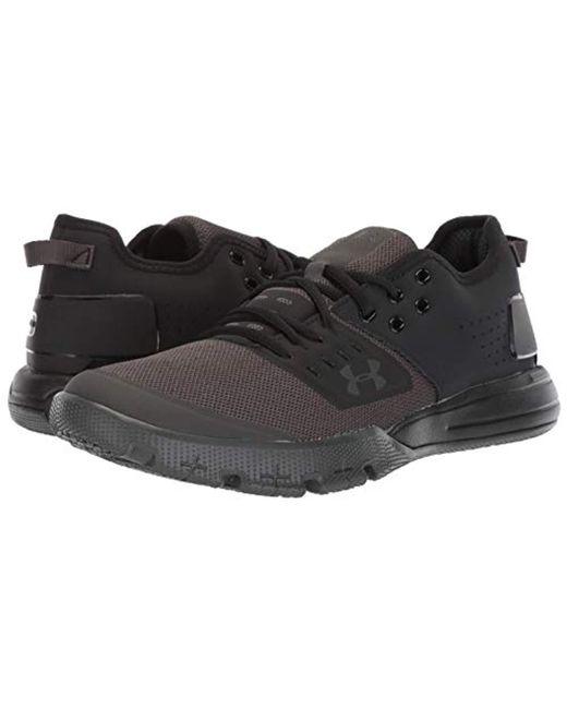 Black Ultimate 3 Sneaker Men's Charged m0nN8w