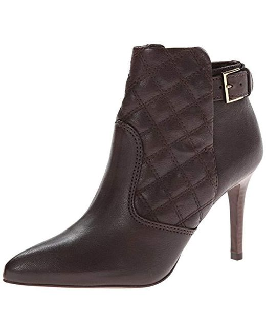 194fde9c2ab7 ... clearance tory burch brown orchard 85mm bootie coconut boot 10 m lyst  7e8fb b9f92