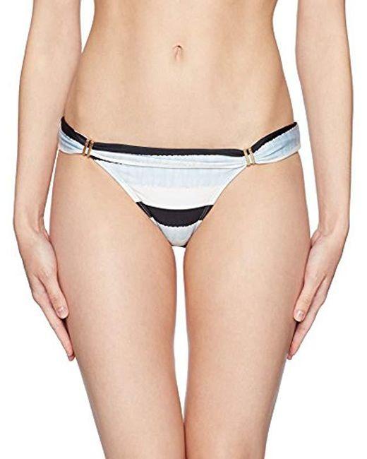 ViX - Multicolor Sea Glass Bia Tube Full Coverage Bikini Bottom - Lyst