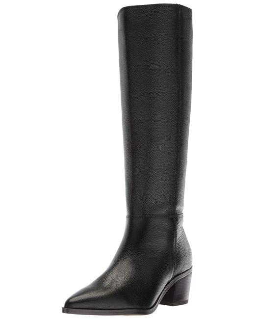 Franco Sarto Black Sharona Fashion Boot