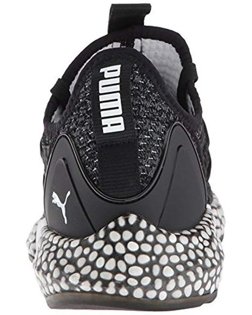 91cb74c21a2 Men's Black Hybrid Rocket Netfit Cross Sneaker