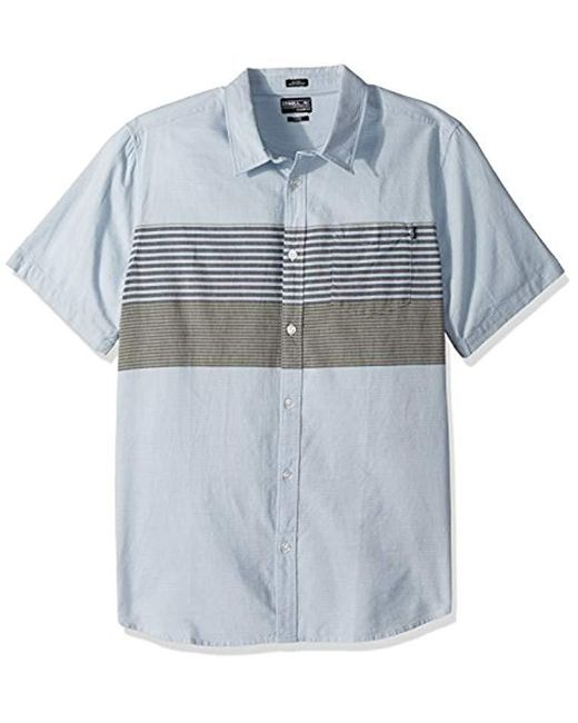 O'neill Sportswear - Blue Altair Short Sleeve for Men - Lyst