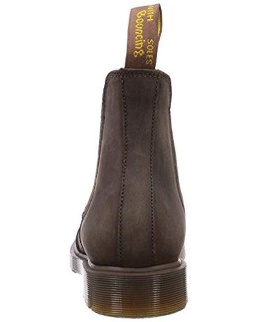 d00bc363ffd Brown Dr. Marten's 2976 Original, Unisex-adults' Boots