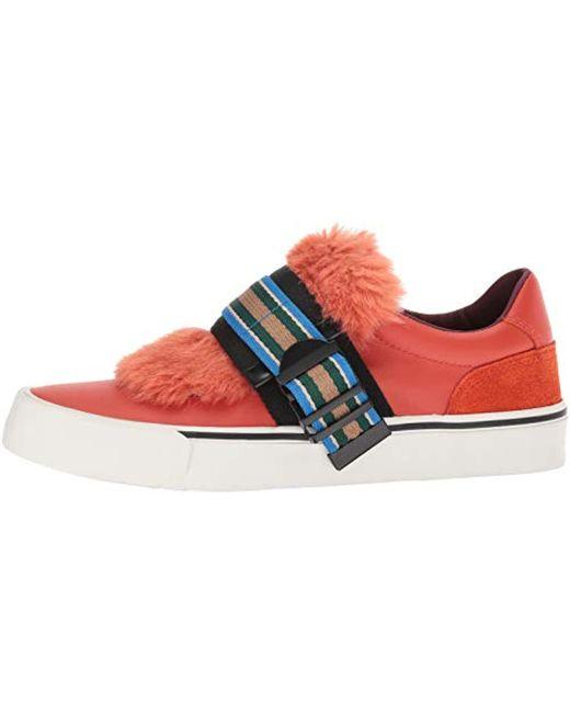 b4f8e68b0608 ... DIESEL - Multicolor 355 S-flip Low Buckle W Sneaker - Lyst ...