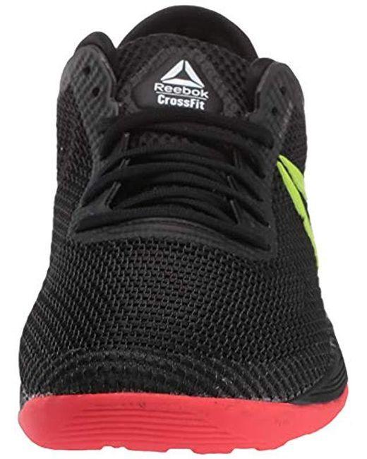 7a3f15603eaad Women's Black Crossfit Nano 8.0 Cross Sneaker