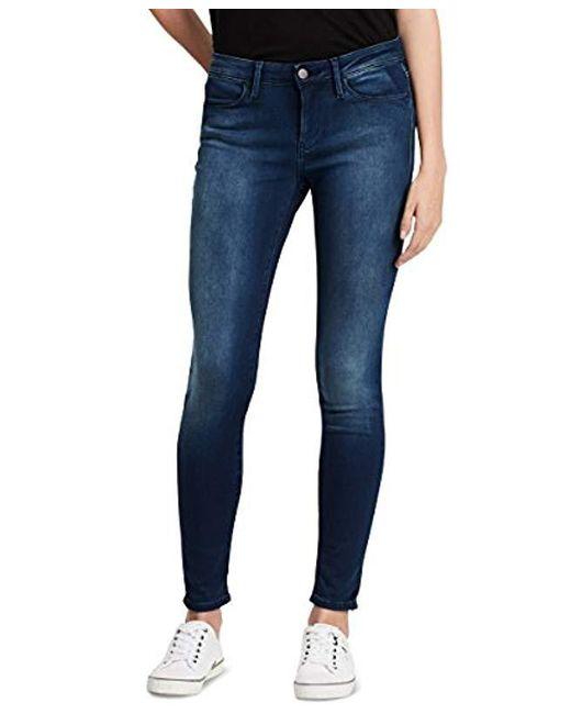 Calvin Klein Blue Legging Denim Jean
