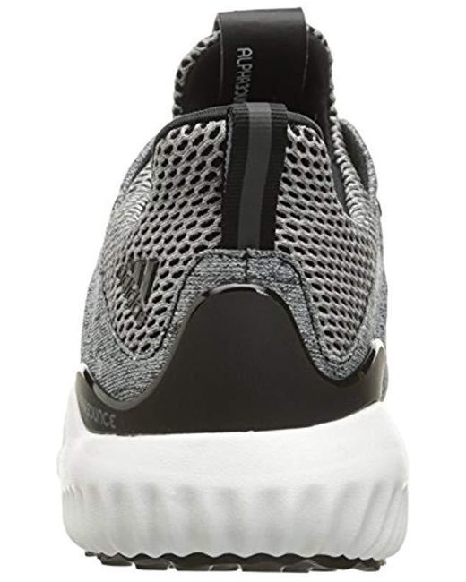 130d078a33e3b Lyst - adidas Alphabounce Hpc Ams W Running Shoe in Black - Save 30%