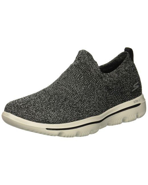 Skechers Black Go Walk Evolution Ultra 15725 Sneaker