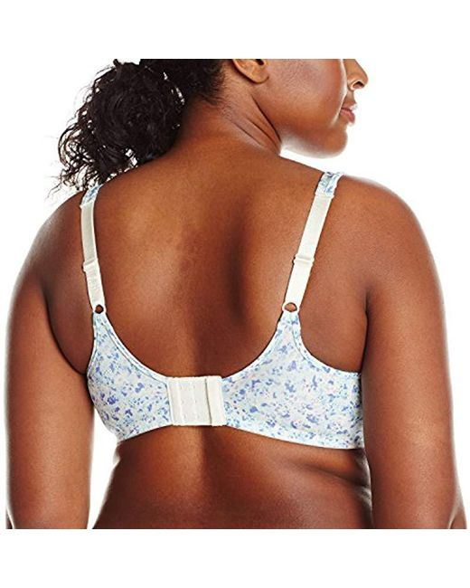 fc619eaa53fb3 ... Bali - Multicolor One Smooth U Underwire Bra With Lace Side Support -  Lyst