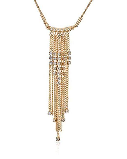 BCBGeneration - Metallic Bcbg Generation Necklace - Lyst
