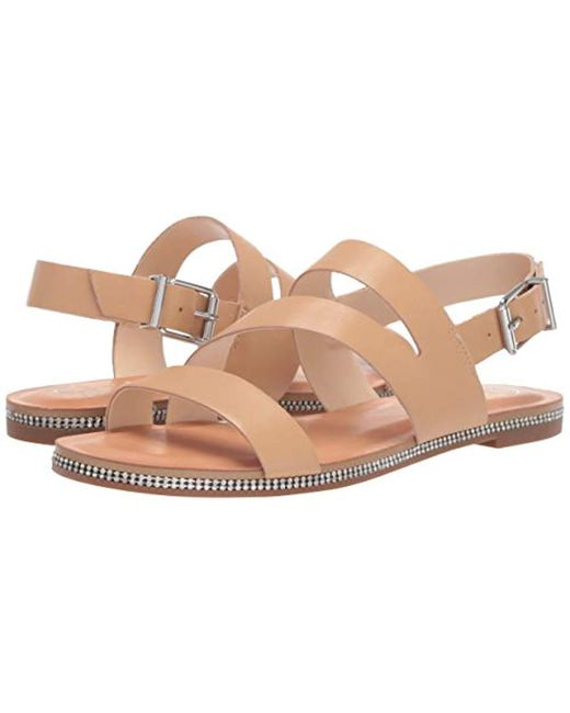 a6dafd983d26 ... Jessica Simpson - Multicolor Braelyn Flat Sandal - Lyst ...