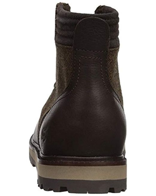 b02d020eec7405 ... Lacoste - Brown Montbard Boot 417 1 Ankle for Men - Lyst ...