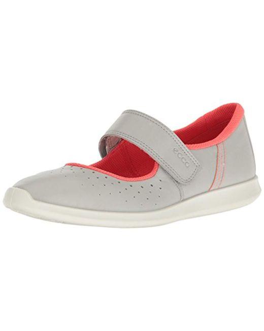 Ecco - Multicolor Sense Mary Jane Fashion Sneaker - Lyst