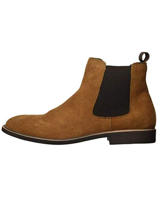 0a20119f4cb Men's Brown Bonfire Chelsea Boot