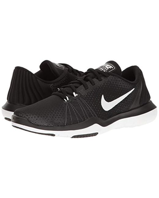eec96dd73f51e Lyst - Nike Flex Supreme Tr 5 Cross Training Shoe in Black - Save 45%
