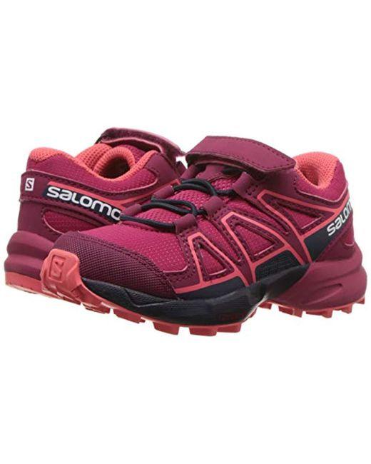 Men's Speedcross Bungee K Trail Running Shoe