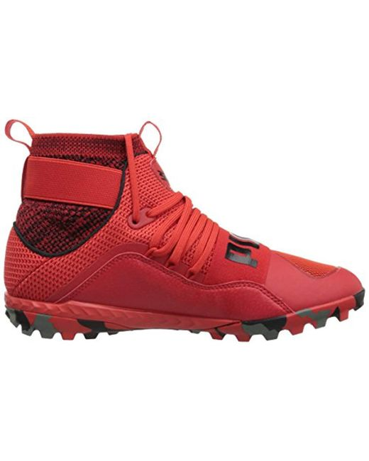 5b924f0b9cb Lyst - PUMA 365.18 Ignite High St Soccer Shoe in Red for Men - Save 66%