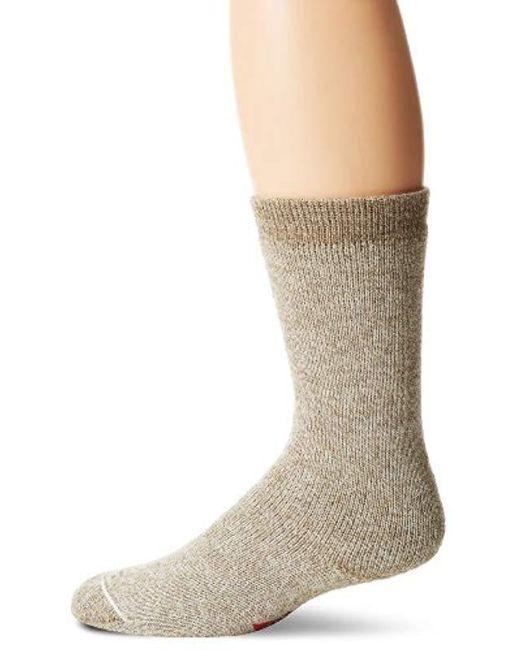 Lyst - Wigwam 40 Below Heavyweight Boot Socks in Gray for Men d912610e284