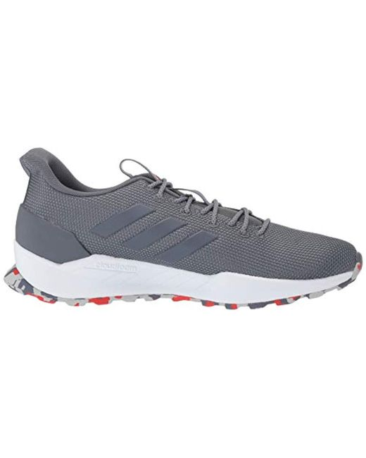 finest selection f68f3 ccc08 Men's Gray Questar Trail Running Shoe