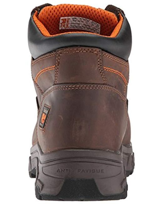 c271ea58c96 Lyst - Timberland Workstead Industrial Boot in Brown for Men